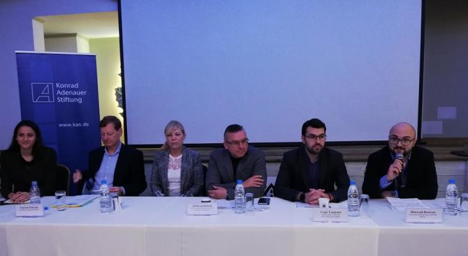 Председателят на МГЕРБ Георг Георгиев:  Ние работим за страната си с морал, почтеност и достойнство