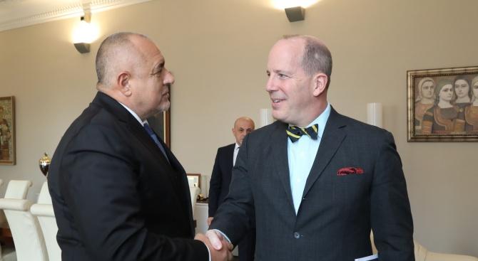 Борисов: За България е от стратегическо значение да запази ключовата си роля на газовата карта на Европа