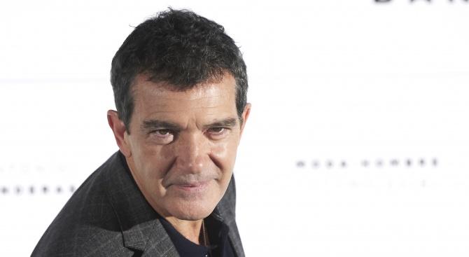 Актьорът Антонио Бандерас откри свой театър в Испания, предаде Франс