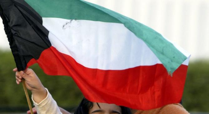 Кувейтският министър на отбраната шейх Насер Сабах ал Ахмад ас