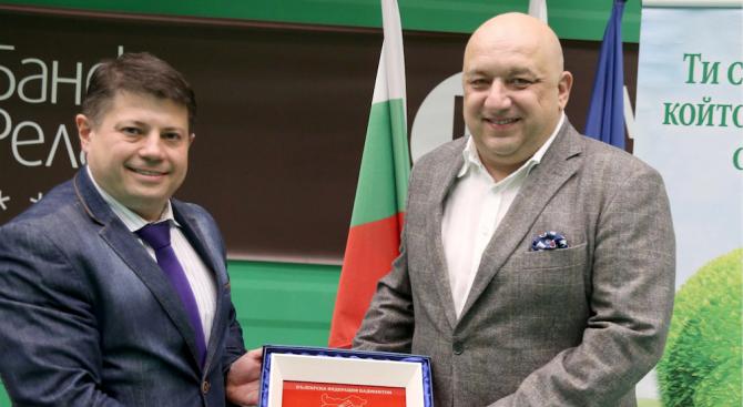 Министърът на младежта и спорта Красен Кралев беше специален гост