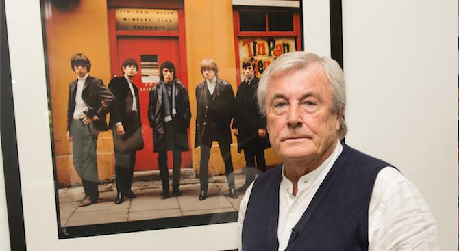 Почина фотографът на знаменитости Тери О'Нийл