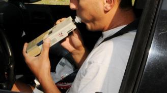 Шофьор от Горна Оряховица счупи дрегера