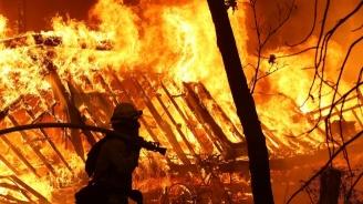 В Белгия запалиха сградата на бъдещ центъра за мигранти