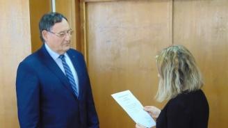 Кметът на Шумен се закле на първото заседание на новия общински съвет