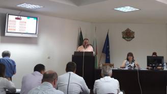 Първо заседание на Общинския съвет се състоя в Силистра