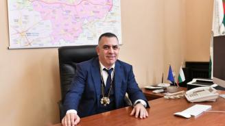 Стефан Радев пое управлението на Община Сливен