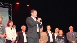 Новият кмет на Русе: Коалиция с досега управлявалата партия ГЕРБ в Общинския съвет е невъзможна