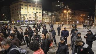 """Протестиращи блокираха """"Цариградско шосе"""" заради Центъра по наркомании"""