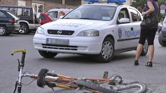 Още не могат да открият шофьора, който уби велосипедист в София