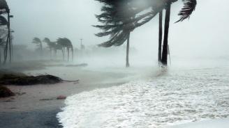 Честотата на най-опустошителните урагани се е увеличила с 330% за век