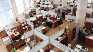 Работещите към края на септември 2019 г. намаляват с 39 100