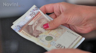 Средният осигурителен доход за страната за септември 2019 г. е 989.33 лева