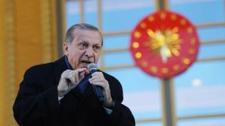 Ердоган скочи на НАТО: Не ни подкрепят в борбата с тероризма