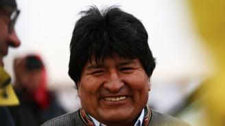 Парагвай също предлагал убежище на Моралес