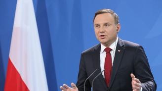 Полският президент прикани депутатите към единство в реч на първото заседание на Сейма след вота
