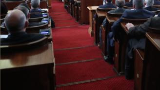 Парламентът прие на първо четене бюджета на ДОО за 2020 г.