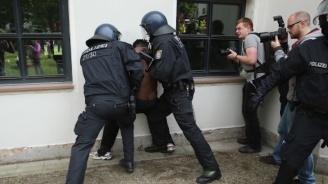 """Германската полиция разби клетка на """"Ислямска държава"""", подготвяла атентат"""