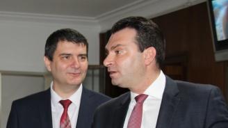 Калоян Паргов и Борис Цветков поставят началото на българо-китайско сътрудничество в здравеопазването в София