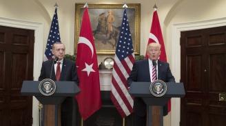Тръмп бута тлъст рушвет на Ердоган