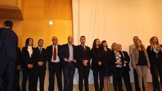 Общинските съветници и кметове на кметства от ГЕРБ в Перник положиха клетва