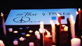 Французите си спомнят за жертвите на терора в Париж преди 4 г.