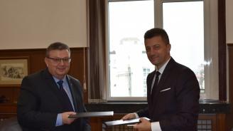 Прокуратурата и Асоциацията на банките сключиха Меморандум за сътрудничество