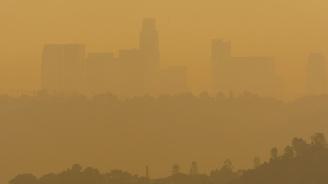 Училищата в Техеран бяха затворени заради силно замърсяване на въздуха