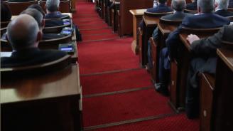 Парламентът прие на първо четене държавния бюджет за 2020 г.