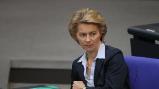 Урсула фон дер Лайен отстъпи пред искания на социалистите в ЕП