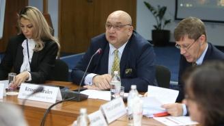 Министър Кралев откри международна среща за обмен на опит при организирането на големи спортни събития