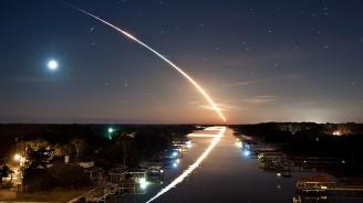 Метеор, по-ярък от Венера, прелетя над щата Мисури