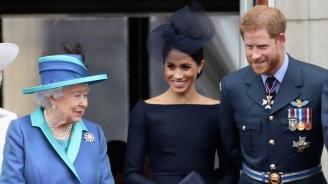 Хари и Меган няма да празнуват Коледа при Елизабет II