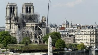 """Министър, генерал и архитект се скараха заради катедралата """"Нотр Дам"""""""