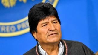 Ево Моралес иска ООН да посредничи в конфликта в Боливия