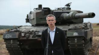 Столтенберг благодари на Тръмп за неговата отдаденост към НАТО
