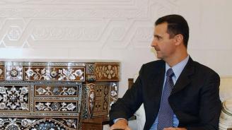 Асад обеща въоръжена съпротива, която ще прогони американците от Сирия