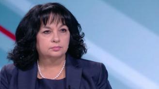 Теменужка Петкова: Хората трябва да бъдат спокойни, газова криза няма да има
