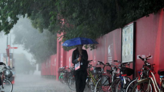 Мощни бури нанесоха щети в Тоскана