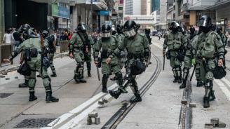 Задържаха двама германски студенти в Хонконг