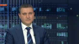 Горанов: Ние ще сме толкова по-бедни, колкото по-далеч стоим от ценностите, изповядвани от богатите държави
