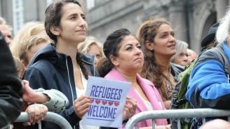 Броят на кандидатстващите за убежище в Германия намалява
