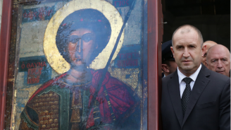 Радев: Повече от хилядолетие Зографският манастир отстоява българската вяра, духовност памет и език