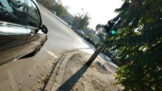 """Продължават да издирват шофьора, убил велосипедист до стадион """"Локомотив"""" в столицата"""