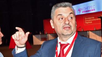 Кирил Добрев: ПЕС трябва да вземе отношение за честността на изборния процес в България