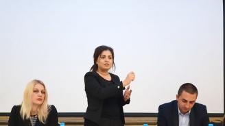 Галя Желязкова: От нас, младите, зависи по какъв път на развитие ще поеме държавата ни