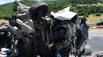 В Сливенска област най-много катастрофи са причинени от несъобразена скорост