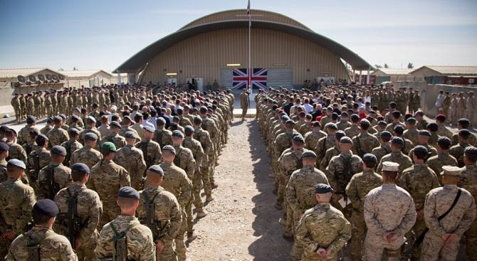 Обвиниха британската армия, че прикрива военни престъпления