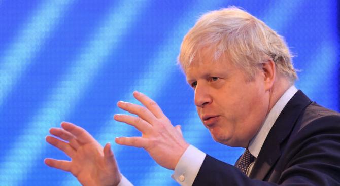 Премиерът на Великобритания Борис Джонсън ще обещае серия от данъчни