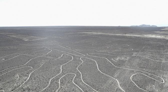 Японски учени от университета на Ямагата откриха в пустинята Наска